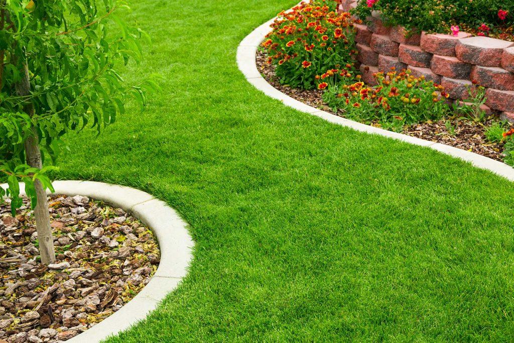 Garten-Anlage Gartengestaltung Beispiele und Bilder