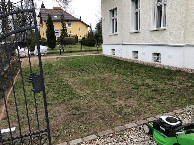 Gartenpflege in Berlin neuen Garten anlegen Garten Vertikutieren