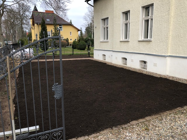 Garten neu Anlegen in Berlin